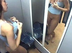 Dressing room voyeur - newartcamgirls.com free signup