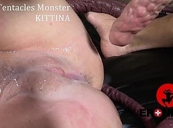 The Tentacles Monster  Kittina Ivory