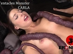 The Tentacles Monster  Carla Crouz